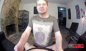 VR Porn Video - Daddy Rewards You!