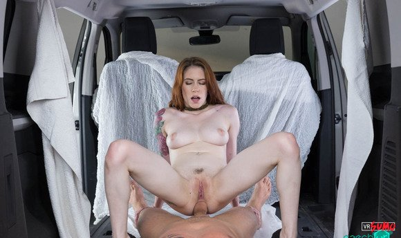VR Porn Video - Anna De Ville Knows Exactly How To Help