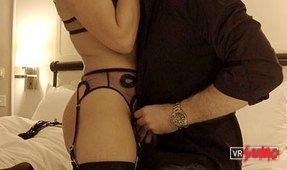 VR Porn Video - Celebrity VR Sextape: Mick/Anikka