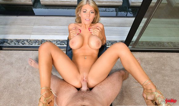 VR Porn Video - Kayla Kayden Is Here To Blow Your Mind!!!
