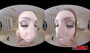 VR Porn Video - Breakfast in Bed