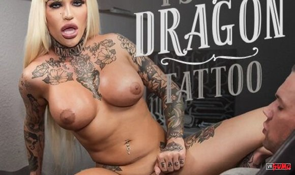 VR Porn Video - Show Your Best If You Want To Work With Inked Tgirl Nadia Love