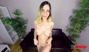 VR Porn Video - Casting: Very Busty Amateur Slut Rachel Evans