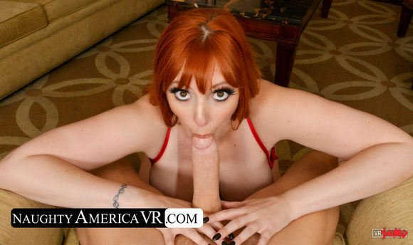 VR Porn Video - Lauren Phillips Will Squeeze Last Drop Of Cum Out Of You