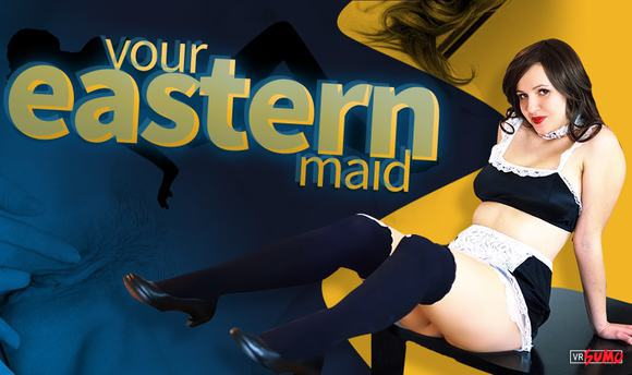 VR Porn Video - Hot Maid Is A Keeper Of Your Cock
