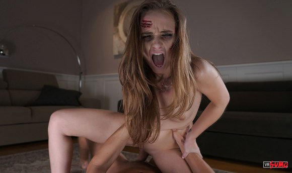 VR Porn Video - Scary Nurse Craving For Your Dick
