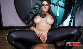 VR Porn Video - BAYONETTA A XXX PARODY: Big Boobed MILF Riding On Your Shaft