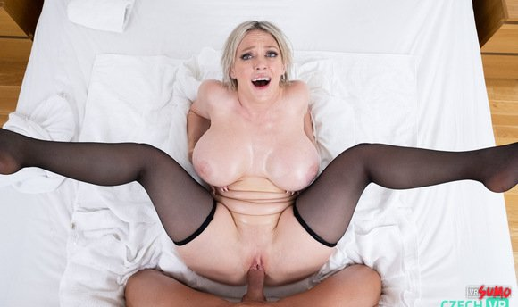 VR Porn Video - Hot MILF With Gigantic Tits Offers To Massage Your Private Parts