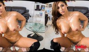 VR Porn Video - Reena Sky Reveals Your Darkest Secrets