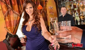 VR Porn Video - Syren De Mer Fucked In A Bar After Hours