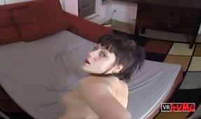 VR Porn Video - You Fuck Nila