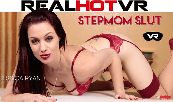 VR Porn Video - Your Stepmom Jessica Ryan Is Amazing