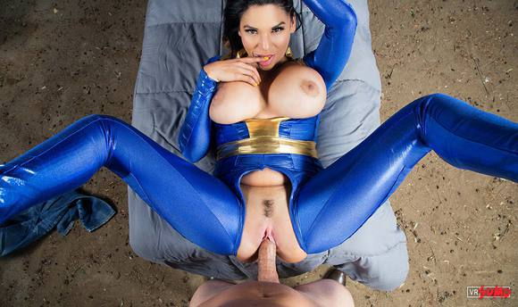VR Porn Video - FALLOUT A XXX PARODY: Missy Martinez Can't Resist Fucking With You