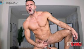 VR Porn Video - Manuel Skye Giving You A Happy Ending Massage