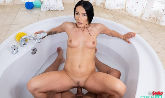 VR Porn Video - When Lexi Dona Sees You In The Bath She Just Cannot Restrain Herself