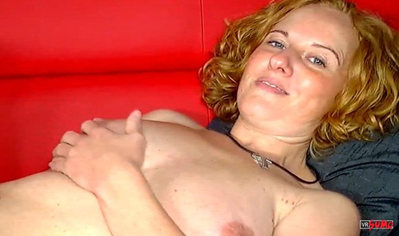 VR Porn Video - Hot Milf Paula Playing With Her Sex Toy